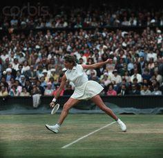 Margaret Smith Court (Australia) - 1965 Wimbledon Women's Singles Final