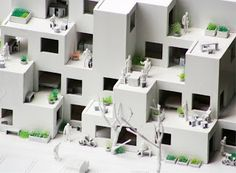 Fala Atelier alvenaria social housing . lisbon