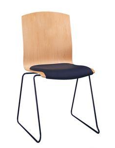Community Furniture - Trinity stacking chair Micro Apartment, Stacking Chairs, Garden Accessories, Community, Furniture, Home Decor, Interior Design, Home Interior Design, Arredamento