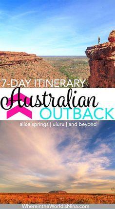 A Legendary Outback Road Trip Itinerary (Australia) - Irland Brisbane, Melbourne, Sydney, Australia Travel Guide, Visit Australia, Australia Trip, Cute Backpacks For Traveling, New Zealand Travel Guide, Travel Advice