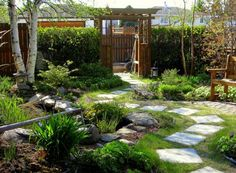 Nice Small Backyard Garden Design Ideas Garden Design Ideas For Small Backyards Brisbane Best Garden - Landscape design projects, no issue how large or sma Backyard Garden Landscape, Small Backyard Gardens, Outdoor Landscaping, Outdoor Gardens, Landscaping Ideas, Large Backyard, Small Backyards, Balcony Garden, Small Gardens