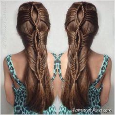 Birbirinden Farklı 9 Saç Modeli