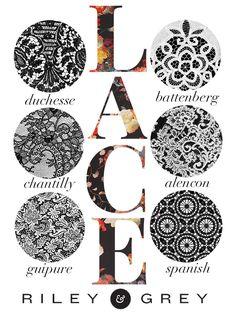 Decoding Lace - Riley & Grey Blog