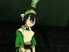 Toph - so cool gif, love her Avatar Aang, Avatar Legend Of Aang, Avatar The Last Airbender Art, Team Avatar, The Legend Of Korra, Zuko, Earth Bending, Avatar World, Iroh