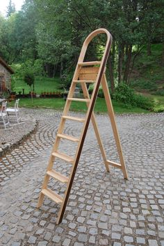 Ladder for kitchen in Geneva