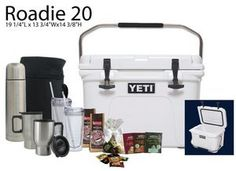 Yeti Cooler Packages