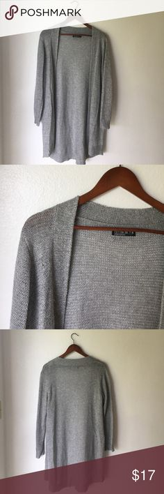 Long Gray Knit Cardigan Long Gray Knit Cardigan Cotton On Sweaters Cardigans