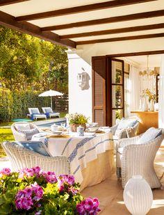Un cortijo de lujo en Marbella