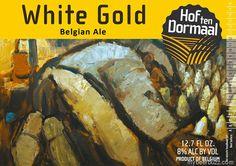 Hof Ten Dormaal – White Gold Belgian Ale