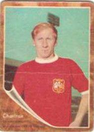 27. Bobby Charlton Manchester United