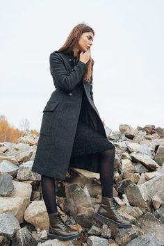 Photo: Ksenia Sergienko  Style: Anastasiya Bass  Make-up: Anastasia Ermakova  Model: Elizabeth Treigerman