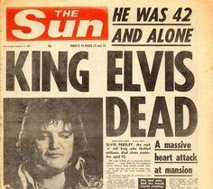 Heute vor 37 Jahren. Der 16. August 1977 - ein schwarzer Tag in der…