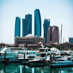 Why Abu Dhabi?