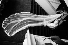 Wedding, Wedding Photography, Bride and Groom, Portraits, Details, Elegant Veil, Veil, Black and White,   Best of 2016 | Part One | Wedding & Engagement Photography – THE CARRS PHOTOGRAPHY WEDDINGS & PORTRAITS