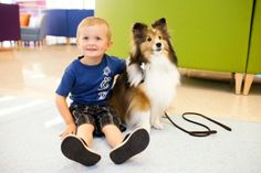 Pet therapy is another awesome addition to CHOC since Choco Bear first visited in 1964. Learn more about this wonderful program that helps kids feel happier in the hospital.