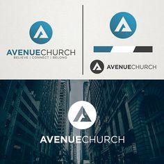 Avenue Church Logo done by 320 Creative, check us out at 320creative.org // www.facebook.com/320creative.mn