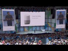 Miltä tekninen tulevaisuutemme näyttää Googlen silmin? Katso I/O tallenne: https://youtu.be/Y2VF8tmLFHw
