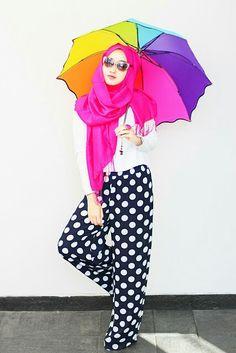 Pink scarf #DP