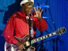 """Canal Electro Rock News: Ouça """"Wonderful Woman"""", single inédito do último álbum de Chuck Berry"""