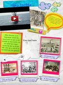 Interactieve poster Tool: Glogster Maak voor je leerlingen een aansprekende verzameling foto's, teksten en filmpje, bij de introductie van een nieuw onderwerp van de les, een project of thema.  Leerlingen kunnen ook zelf een Glogster maken ipv bijvoorbeeld een poster opdracht of werkstuk.