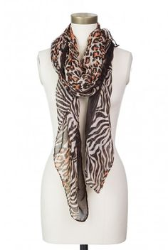 Type 3 Menagerie Scarf - $16.97