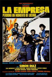 LA EMPRESA PERDONA UN MOMENTO DE LOCURA, de Mauricio Walerstein (1982)