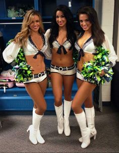Seattle Seahawks SeaGals