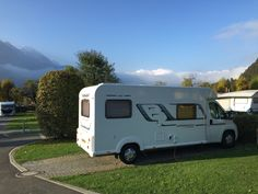 Camping Lazy Rancho, Interlaken, Switzerland with Bailey Approach Advance 665