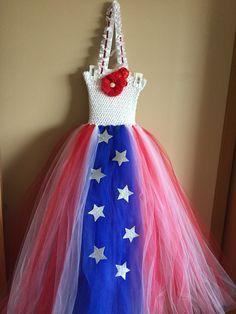 Custom 4th of July tutu dress  TTCC Tu Tu-lle Cute Creations-Ordering Info Go To: https://www.facebook.com/ttccreations/