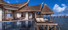 Brilliant Luxury * JUMEIRAH Vittaveli Maldives Water Villa