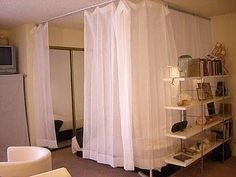 shabby chic studio apartment ideas - Google Search