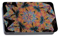 Portable Battery Charger featuring the photograph Kaleidoscope Op5 by Equad Images