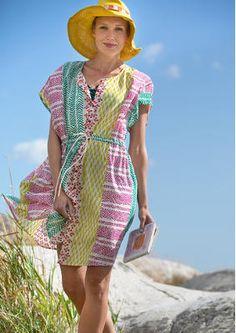 """Hemdblusenkleid """"Korall"""" aus Baumwolle 62713-06.jpg"""