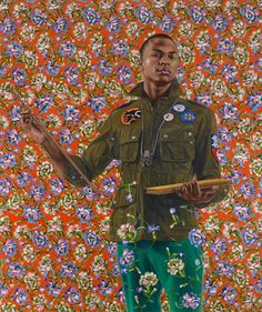 Kehinde Wiley | The Modern Art Museum | Art - Museums, Arts | Dallas News and Events | Dallas Observer