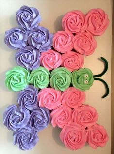 Super Cupcakes Cakes Pull Apart Butterfly Ideas Related posts:Rub for a Peep Show Boxers - Easter. Girl Cupcakes, Wedding Cakes With Cupcakes, Fun Cupcakes, Birthday Cupcakes, Cupcake Cakes, Princess Cupcakes, 4th Birthday, Birthday Ideas, Butterfly Cupcake Cake