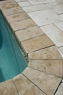 pool deck stone coping #pool_deck_stone_coping