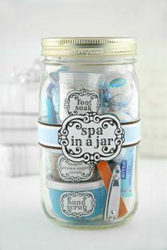 Spa in a bottle