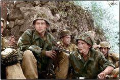 A Segunda Guerra Mundial em cores e detalhes como você nunca viu – Pop Sapiens
