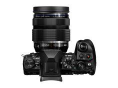 E‑M1 Mark II, Olympus, Fotocamere Micro System con Obiettivo Intercambiabile, OM-D