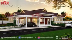 modern lake house house plans with exterior house paint gloss with modern house exterior paint design for kerala home design images Home Design Images, House Design Pictures, Kerala Traditional House, Traditional House Plans, Modern Lake House, Modern Bungalow House, Kerala House Design, Unique House Design, Casas Country