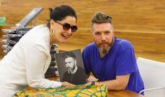 """O estilista Alexandre Herchcovitch recebeu amigos para o lançamento de seu livro """"Alexandre Herchcovitch 1:1"""", na Livraria Cultura do shopping Iguatemi.Confira quem passou por lá, clicando no link da www.flashesefatos.com.br"""