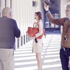 Longchamp Spring 2016 New Campaign. Discover it on www.longchamp.com