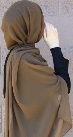 """Dubai"" Chiffon Hijab                                                                                                                                                                                 More"