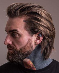 Mens Medium Length Hairstyles, Classic Hairstyles, Hairstyles With Bangs, Mens Longer Hairstyles, Short Hairstyle, Medium Hair Cuts, Long Hair Cuts, Medium Hair Styles, Long Hair Styles
