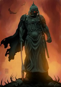 My tribute to Frank Frazetta. Dark Fantasy Art, Fantasy Artwork, Fantasy World, Dark Art, Frank Frazetta, Audrey Kawasaki, Character Art, Character Design, Conan The Barbarian