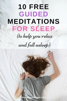 for sleep - 10 free guided meditations Do you need some help with sleep? Check out these free guided meditations for sleep! Do you need some help with sleep? Check out these free guided meditations for sleep! Guided Meditation For Sleep, Daily Meditation, Healing Meditation, Meditation Music, Mindfulness Meditation, Meditation Quotes, Meditation Space, Mindfulness Exercises, Mindfulness Activities
