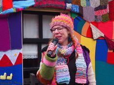 Agnes Bakker  breit voor Groningen. Laat ons niet zakken. bayke foto.