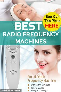 Radio frequency Facial machines provide lots of benefits to our skin. They help us look younger with a convenient and fast treatment. Discover Top 10 RF skin tightening devices on the market today. Radio Frequency Facial, Radio Frequency Skin Tightening, Younger Skin, Younger Looking Skin, Anti Aging Treatments, Skin Care Treatments, Beauty Hacks Skincare, Beauty Tips, Sagging Skin