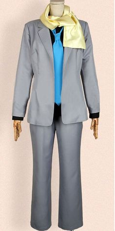 Onecos Devil Survivor 2 Shijima Daichi Cosplay Costume >>> Be sure to check out this awesome product.