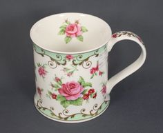 *Classic Rose mint (Wessex Mug - Dunoon)